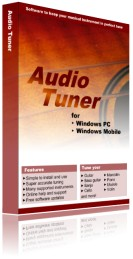 Audio Tuner CD Box