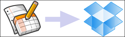 Google Docs to Dropbox